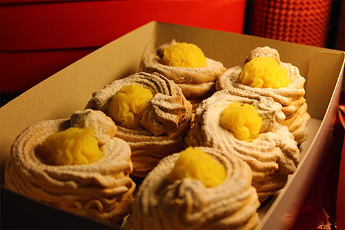 Pastries by Maia's Cakes
