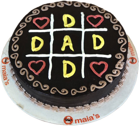 Father's Day 2021 Chocolite Maia's Cakes